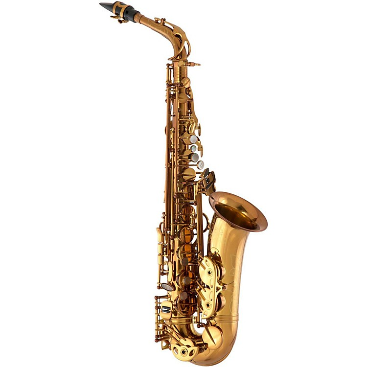 Eastman EAS640 Professional Alto Saxophone Black Nickel Plated Body with Silver Plated Keys 190839268969