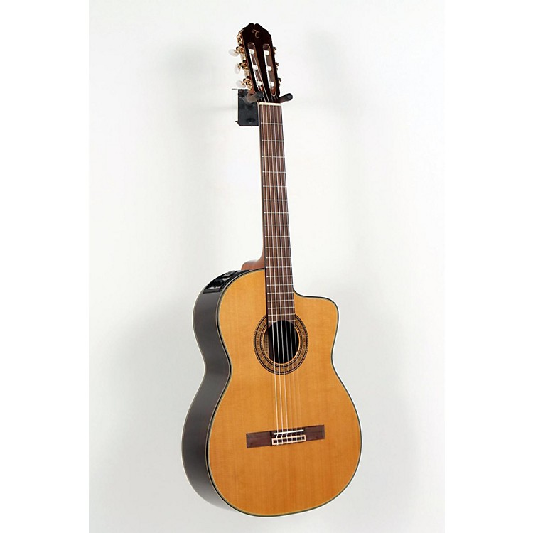 Takamine EC132SC Acoustic-Electric Classical Guitar Natural 886830776304