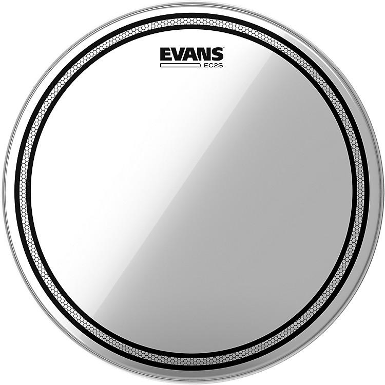 EvansEC2 SST Clear Batter Drumhead16 in.