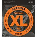 D'Addario ECG26 Chromes Medium Gauge Electric Guitar Strings
