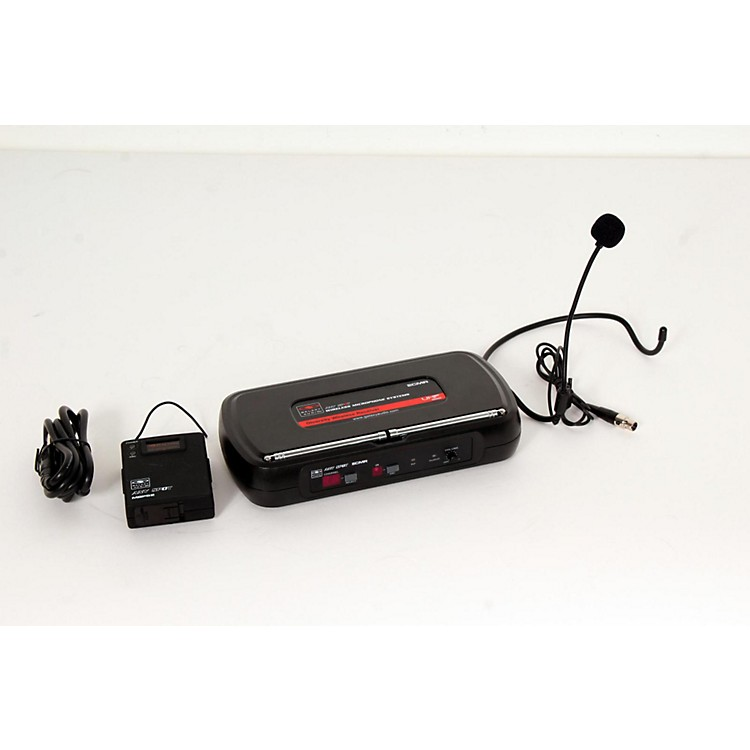 Galaxy Audio ECM Headset Wireless System L 888365765983