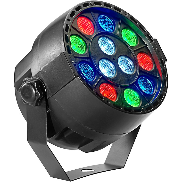 Stagg ECOPAR XS RGBW LED Spotlight Black