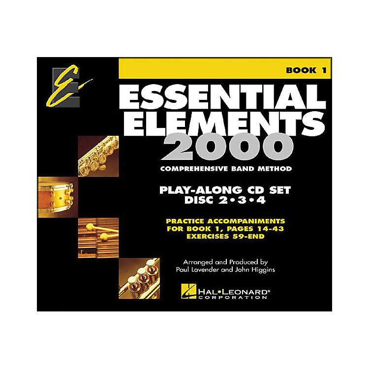 Hal LeonardEE2000 Play Along Trax 3-CD Set
