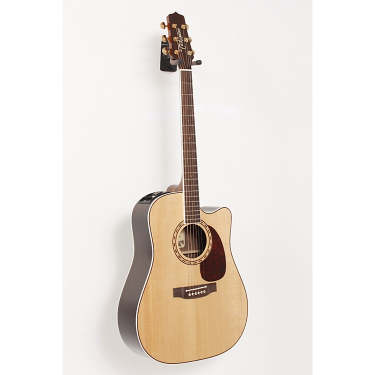 Takamine EF360SC Acoustic Electric Guitar Natural 886830304996