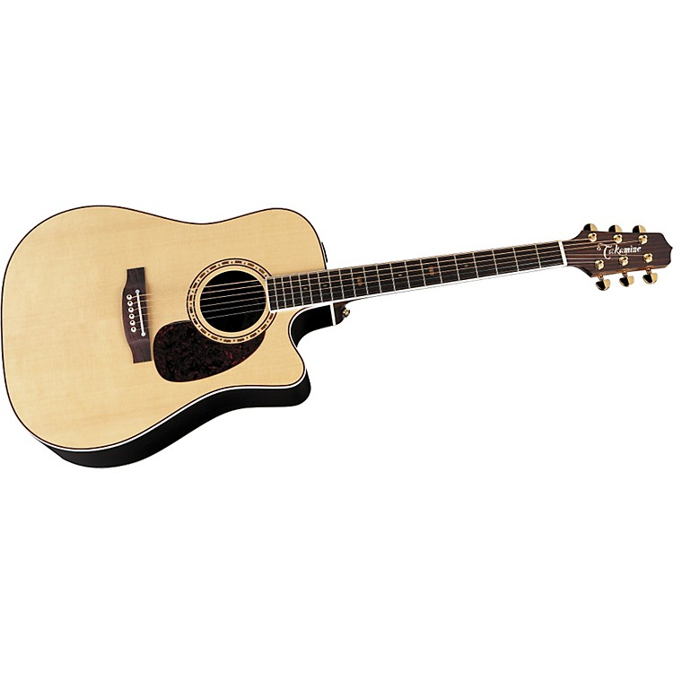 TakamineEF360SC Acoustic Electric Guitar
