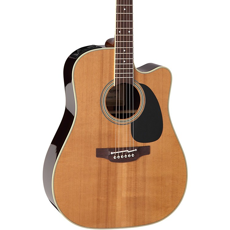 TakamineEF360SC-TT Thermal Top Acoustic-Electric GuitarGloss Natural
