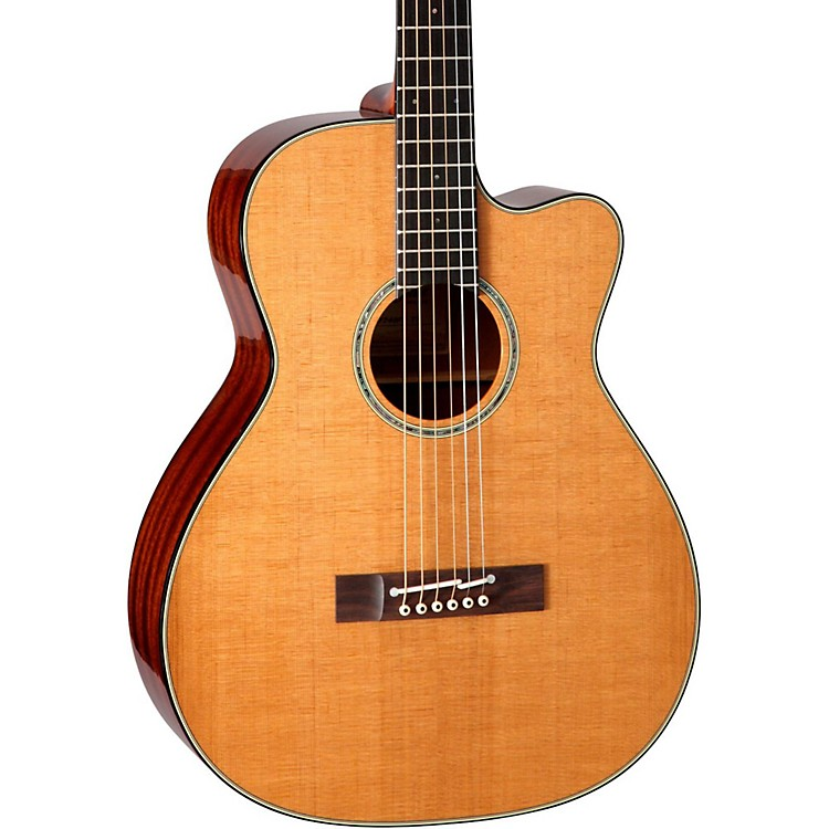 Takamine EF740FS Thermal Top Acoustic Guitar Natural