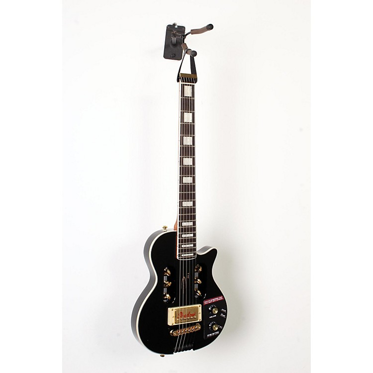 Traveler GuitarEG-1 Custom V2 Electric Travel GuitarBlack888365899213