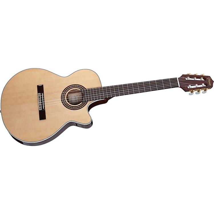TakamineEG562C FXC Thin Line Acoustic-Electric Nylon String Guitar