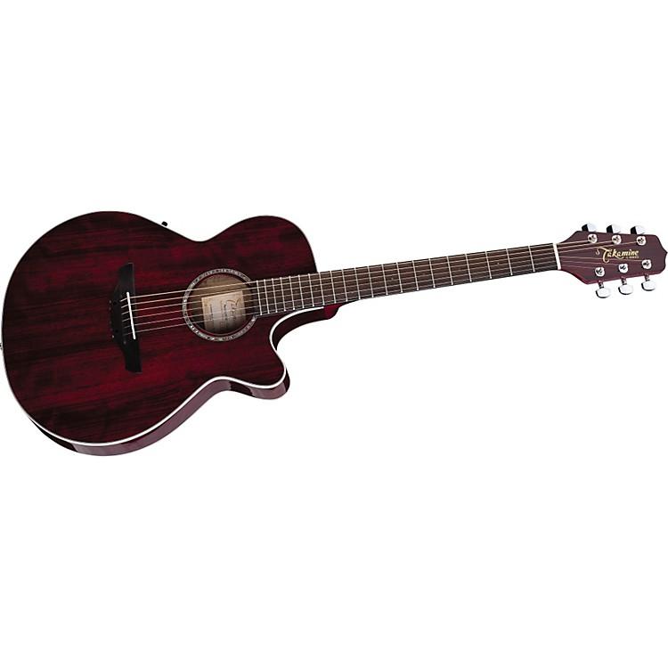 TakamineEG569C FXC Thin Line Acoustic-Electric Guitar