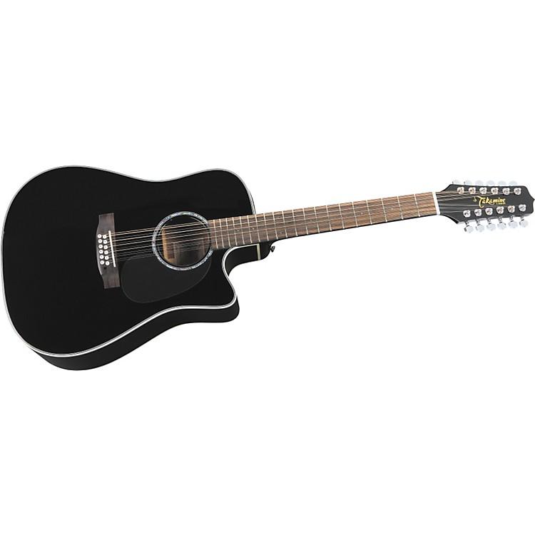 takamine egc531ssc12 12 string acoustic electric dreadnought guitar music123. Black Bedroom Furniture Sets. Home Design Ideas