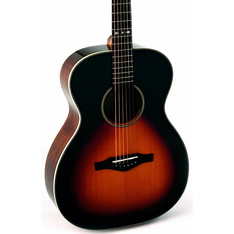 EKOEGO Series Icon Auditorium Acoustic-Electric GuitarSunburst