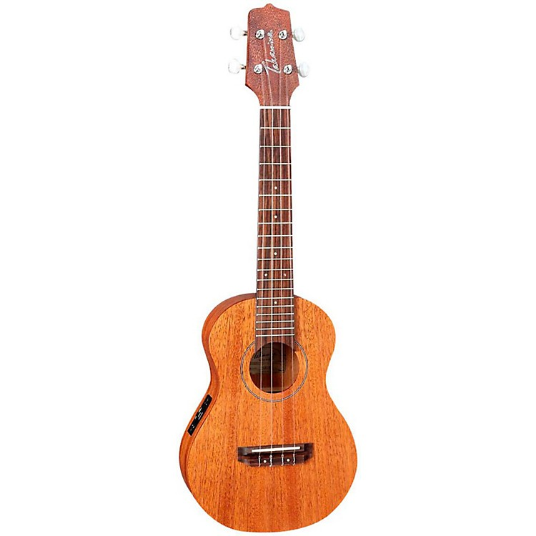 Takamine EGUC1 Concert Acoustic-Electric Ukulele Natural