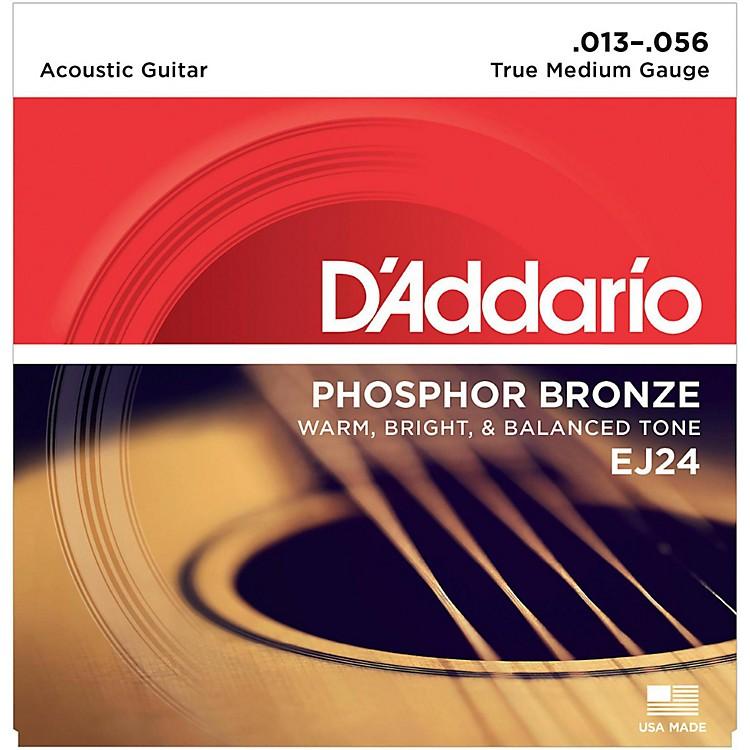 D'AddarioEJ24 True Medium / DADGAD Tuning .013-.056