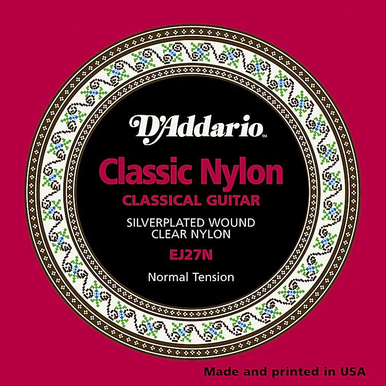 D'AddarioEJ27N Normal Tension Classical Guitar Strings