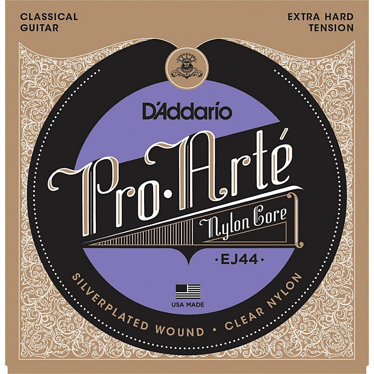 D'AddarioEJ44 Pro-Arte SP Extra Hard Classical Guitar Strings Set