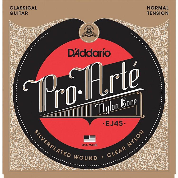 D'AddarioEJ45 Pro-Arte Normal Tension Classical Guitar Strings