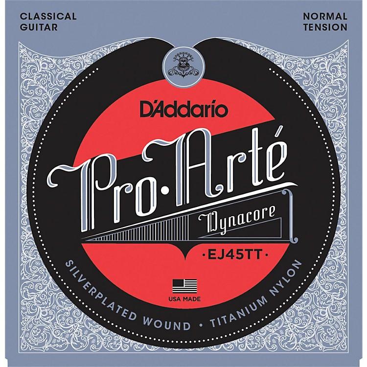 D'AddarioEJ45TT ProArte DynaCore Normal Classical Guitar Strings