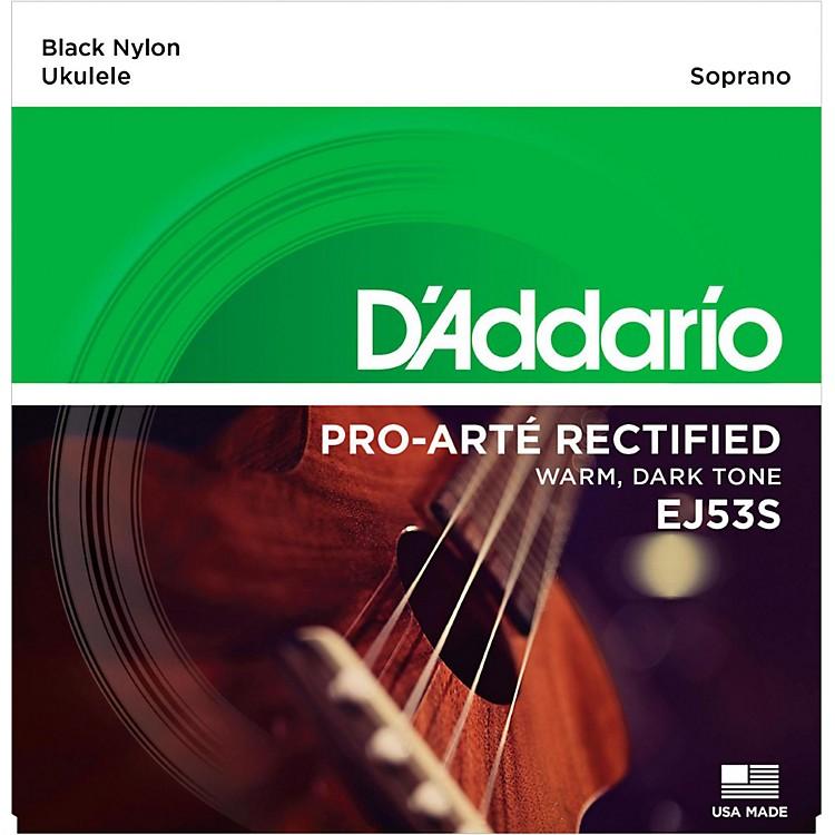 D'AddarioEJ53S Pro-Arte Rectified Hawaiian/Concert Ukulele Strings
