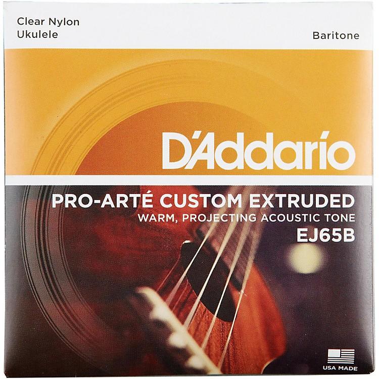D'AddarioEJ65B Pro-Arte Custom Extruded Baritone Nylon Ukulele Strings