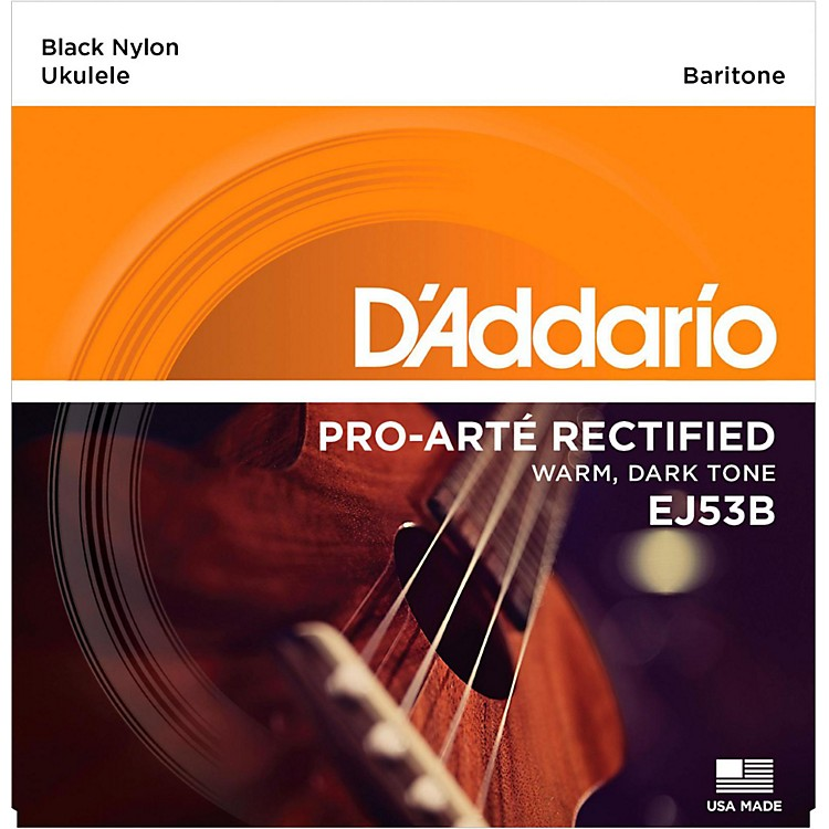 D'AddarioEJ65S Pro-Arte Custom Extruded Soprano Nylon Ukulele Strings