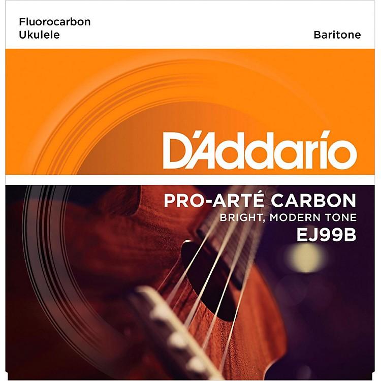 D'AddarioEJ99B Pro-Arte Carbon Baritone Ukulele Strings