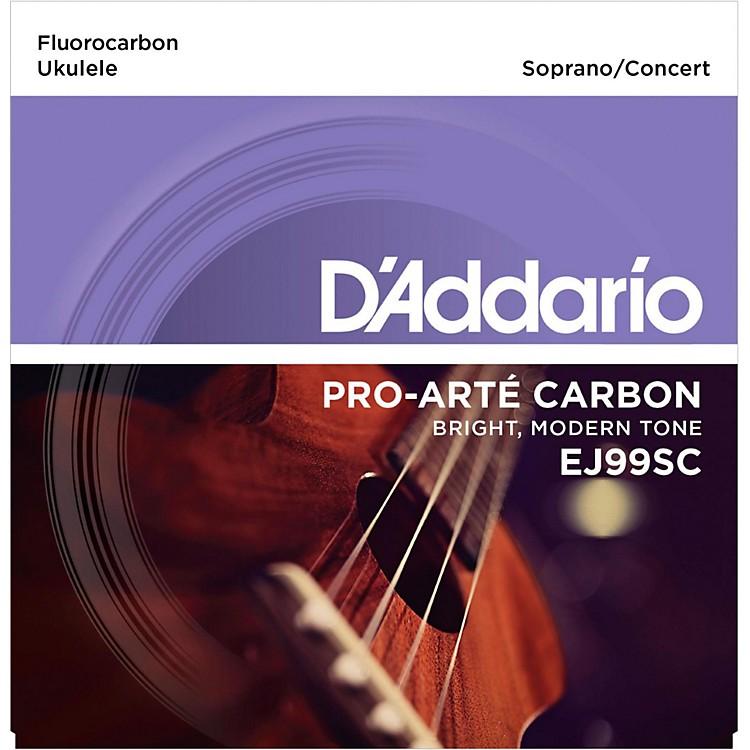 D'AddarioEJ99SC Pro-Arte Carbon Soprano/Concert Ukulele Strings