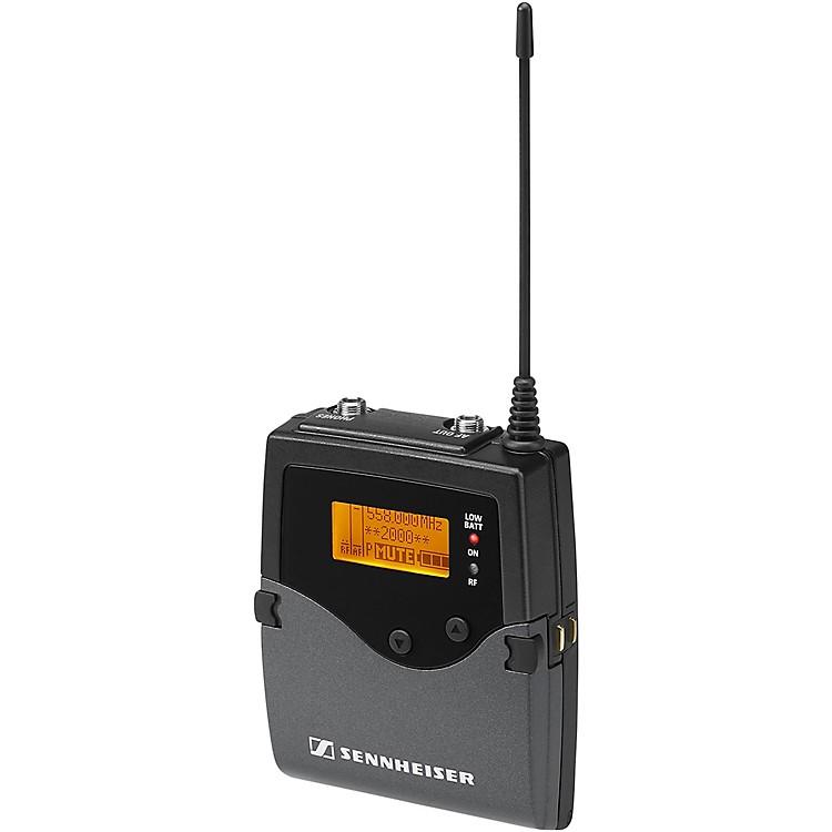 SennheiserEK2000-Aw Bodypack Receiver 516-558 MHzAw Freq
