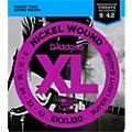 D'Addario EKXL120 Tremolo 009 Super Light Electric Guitar Strings