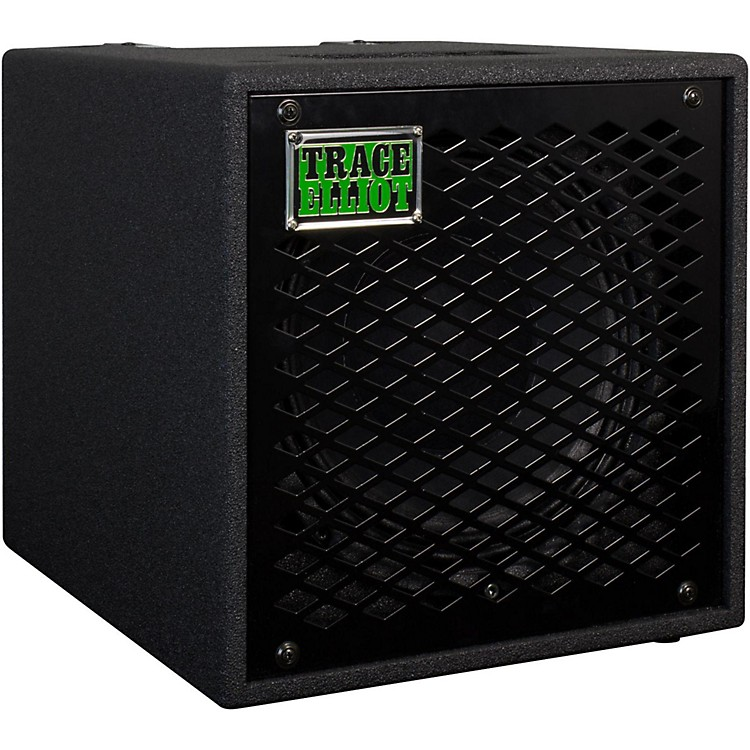 Trace Elliot ELF 1X10 300W Electric Bass Guitar Cabinet Black