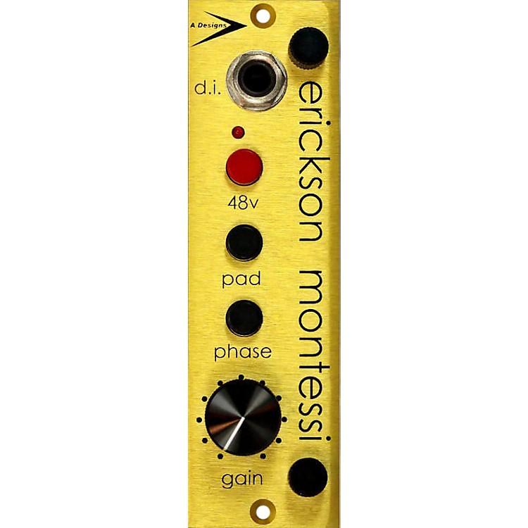 A DesignsEM-Gold Preamp Module