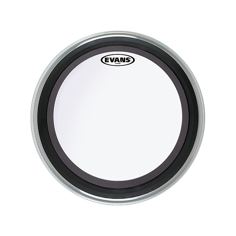 Evans EMAD Coated Bass Drum Batter Head  22 in.