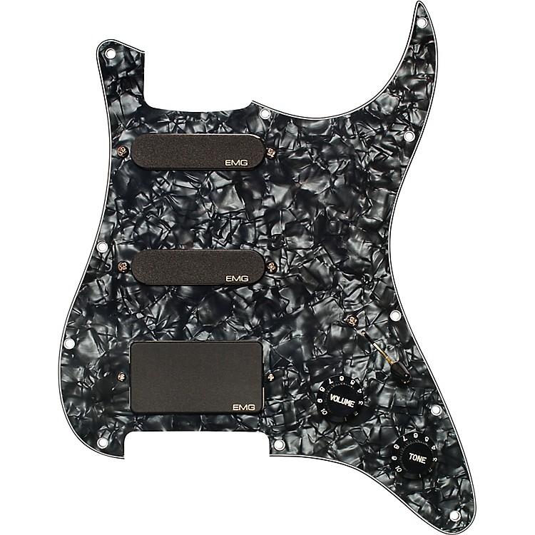EMGEMG-SL20 Steve Lukather Prewired Pickguard/Pickup SetBlack