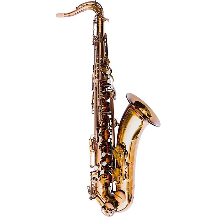 MACSAXEMPYREAL Tenor SaxophoneDark Gold Lacquer
