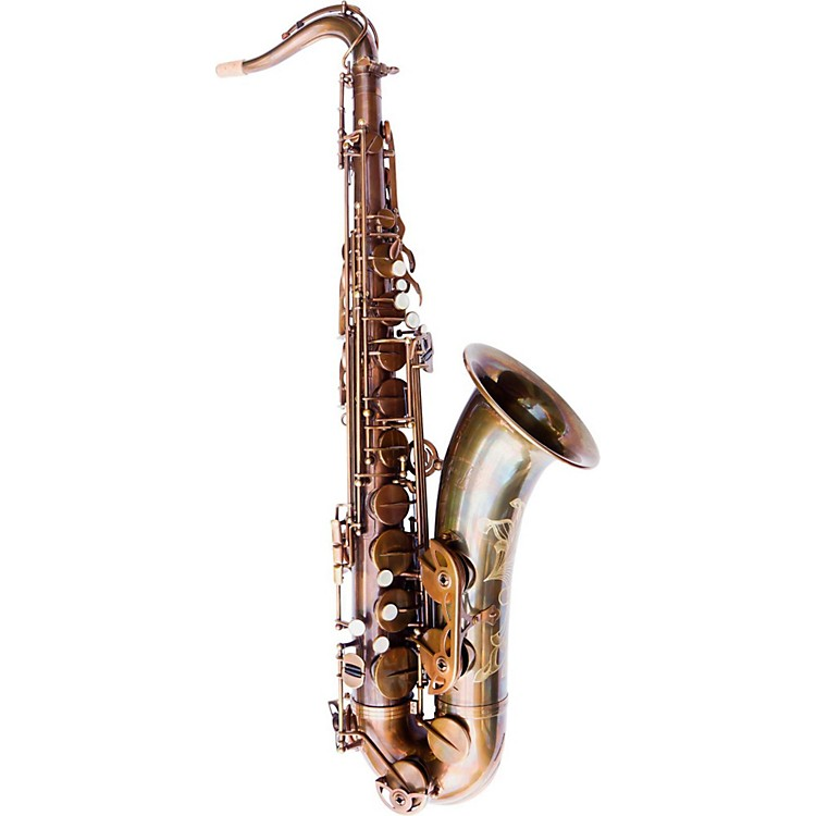 MACSAX EMPYREAL Tenor Saxophone Vintage Bare Brass