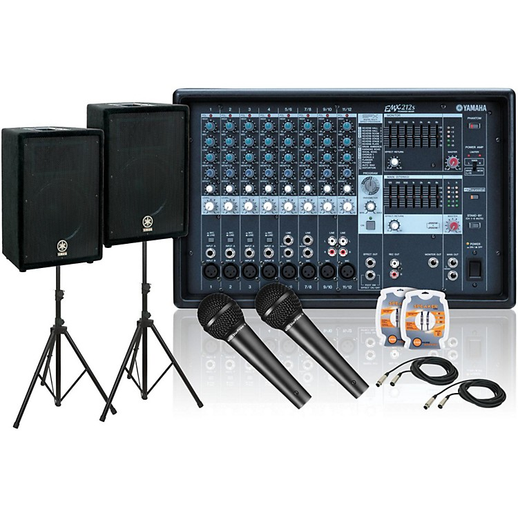Yamaha EMX212S-A12 PA Package