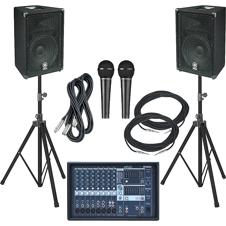 YamahaEMX212S-BR12 PA Package
