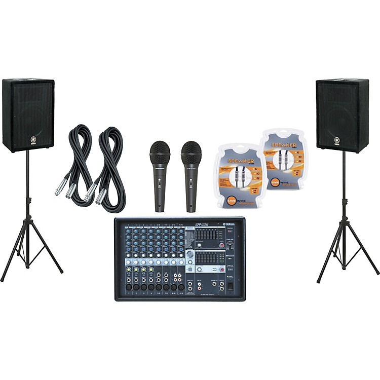YamahaEMX312SC / A12 PA Package