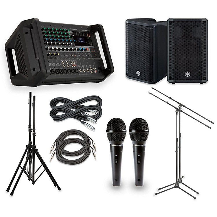 YamahaEMX7 with CBR PA Package10