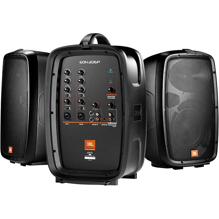 JBLEON206P Personal PA System