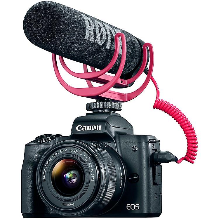 CANONEOS M50 (Black) Video Creator Kit