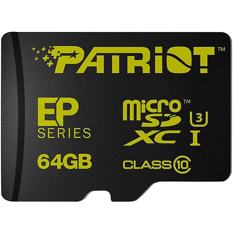 PatriotEP 64GB Series Flash microSDXC Class 10