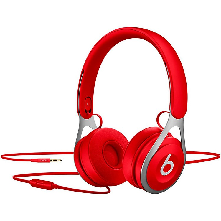 Beats By Dre EP On-Ear Headphones White