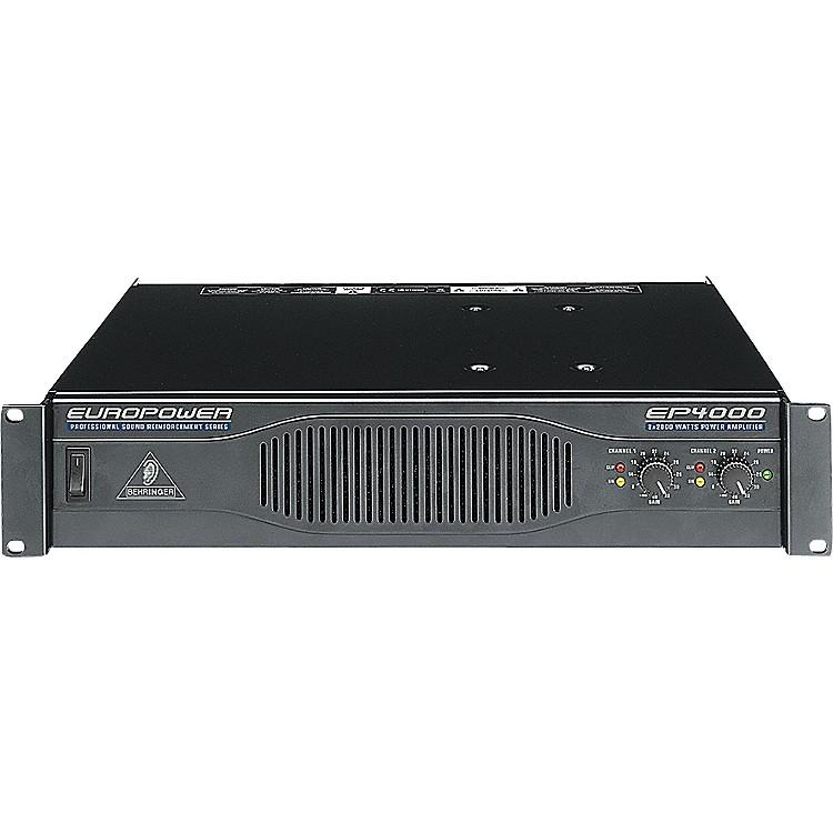 BehringerEP4000 EUROPOWER Power Amp