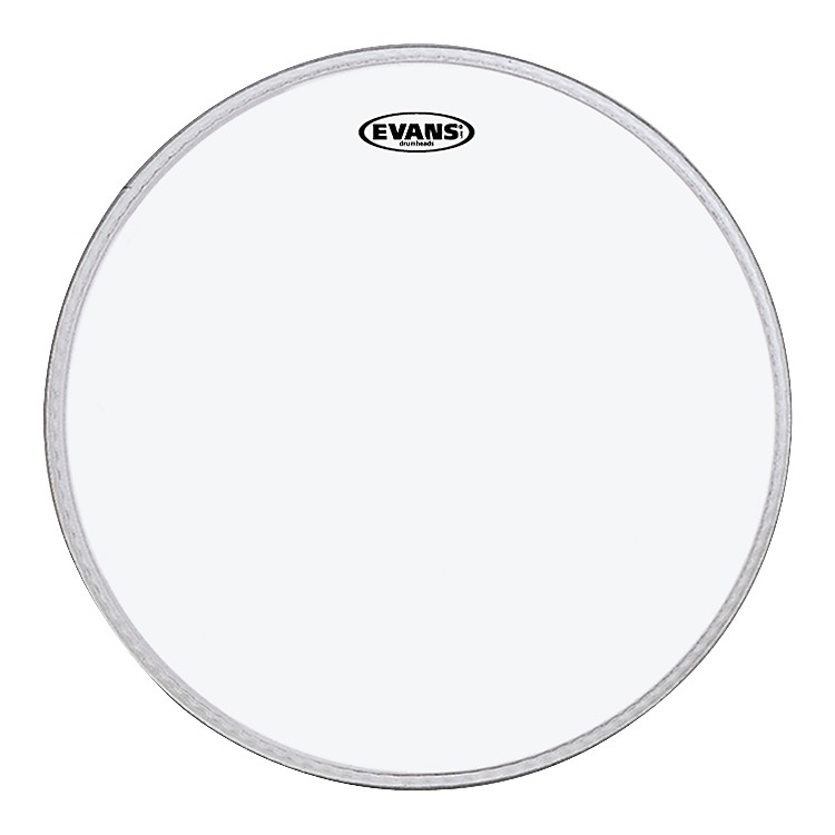 EvansEQ2 Batter Clear Bass Drumhead