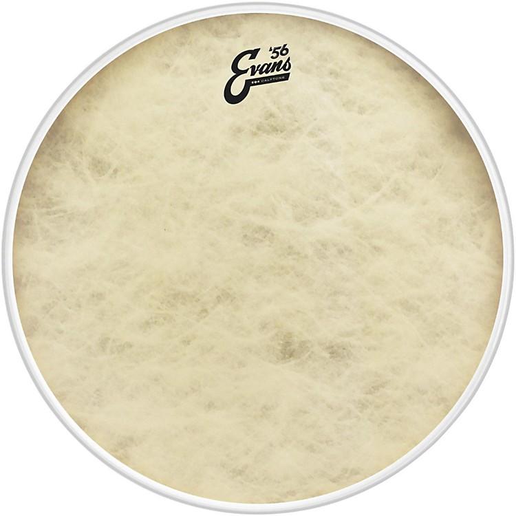 EvansEQ4 Calftone Bass Drum Head18 in.