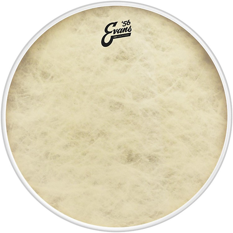 EvansEQ4 Calftone Bass Drum Head26 in.