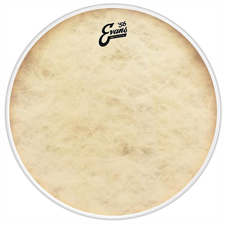 EvansEQ4 Calftone Tom Hoop Drum Head16 in.