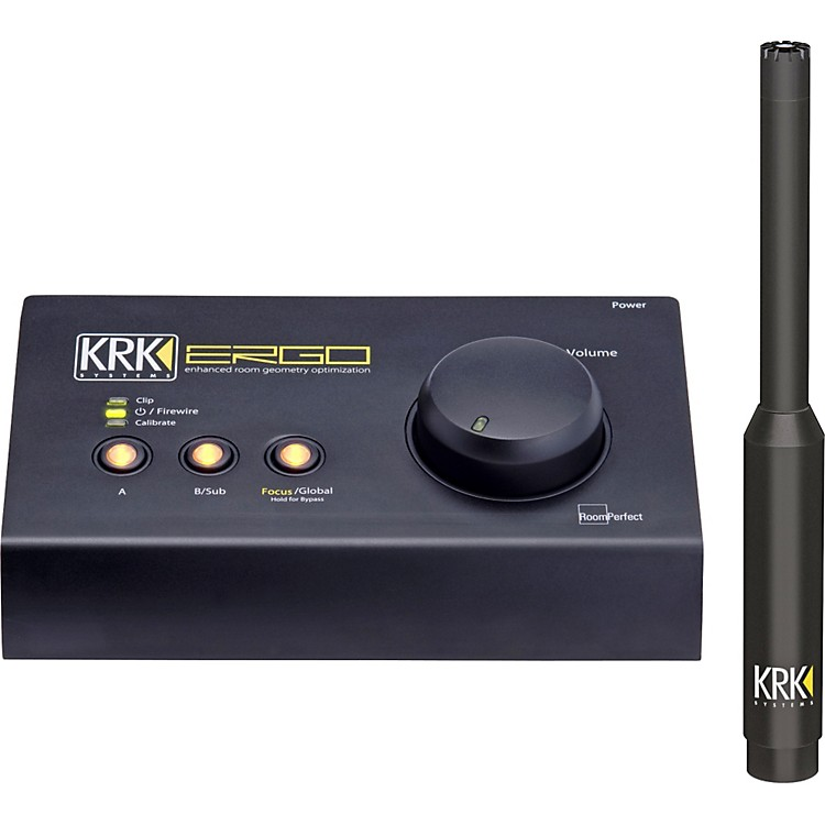 KRK ERGO Room Correction System