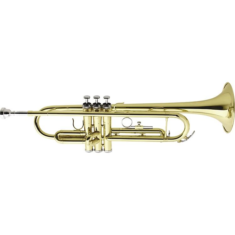 WerilET1172 Alpha Series Student Bb TrumpetSilver886830227448